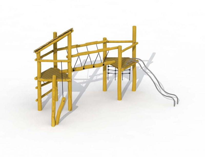 Wooden Eco-Play 500