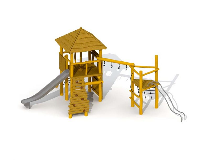 Wooden Eco-Play 540