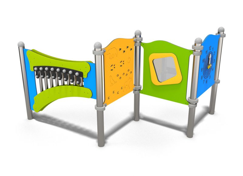 Inclusive Play Wall